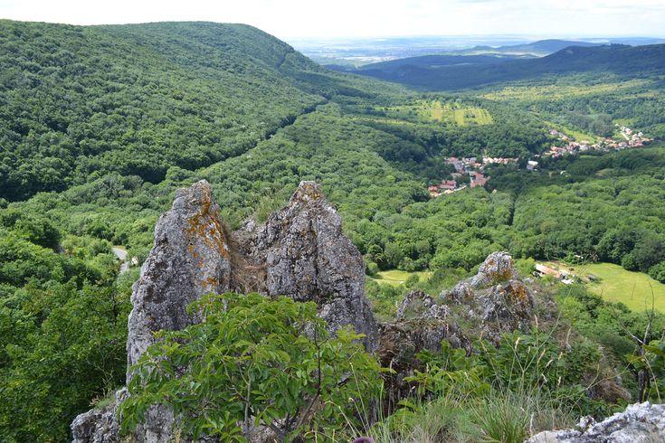 Pilisi kilátások - Fekete-kő - Hungary