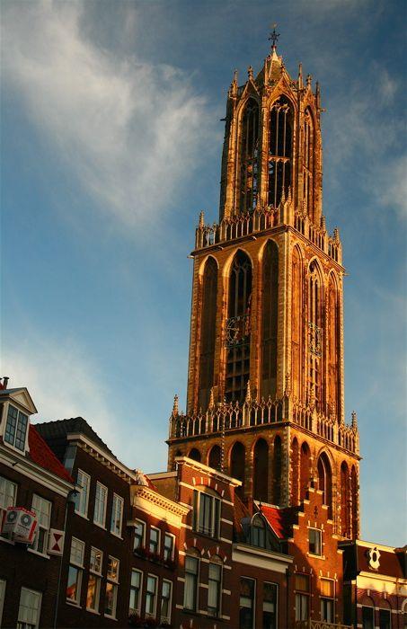 Dom Tower, Utrecht, Netherlands