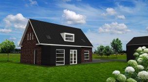 woning IVM-005 - Hopmanhuis Aanbouw en zijdeur