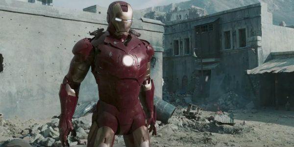 Check Out The Original Iron Man Concept Art #FansnStars