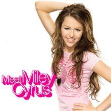 Hannah Montana 2: Meet Miley Cyrus - Wikipedia