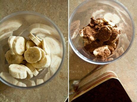 Домашнее шоколадное мороженое | Диетические низкокалорийные рецепты - блюда правильного питания на Dietplan.ru