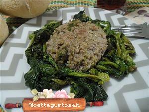 Salsiccia e broccoletti
