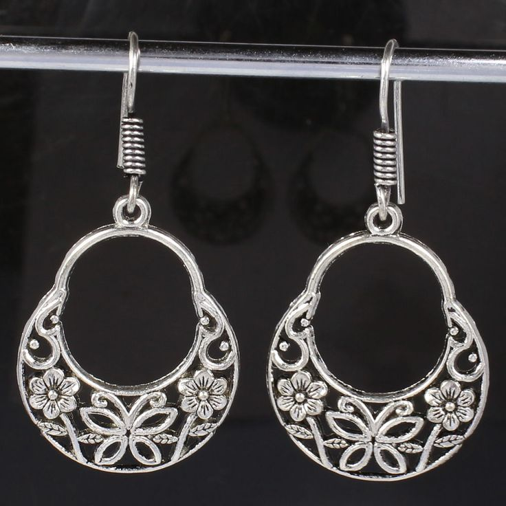 New Style Fashion Jewelry Earrings 925 Silver Plated Best Wholesale Store #Unbranded #DropDangle