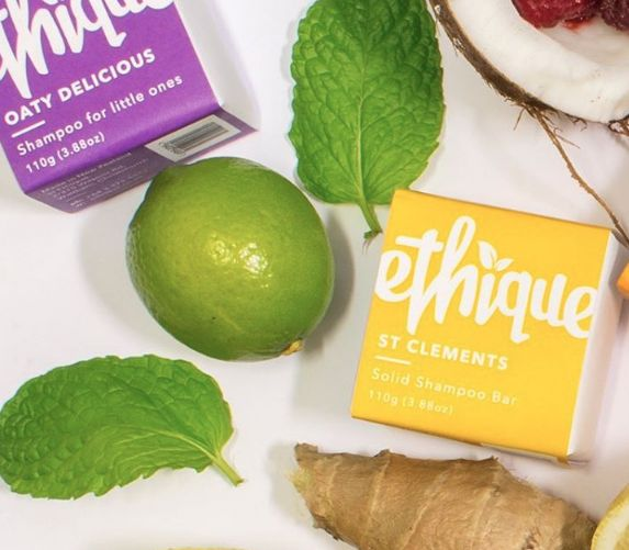 Sustainably packaged shampoo and conditioner bars?? Stop paying for watered down chemicals and get your money's worth of natural ingredients. This personal care startup that has the potential to disrupt a stodgy industry and score enough venture capital funding to expand, Ethique and its bar-shaped shampoos are at the front of that line.