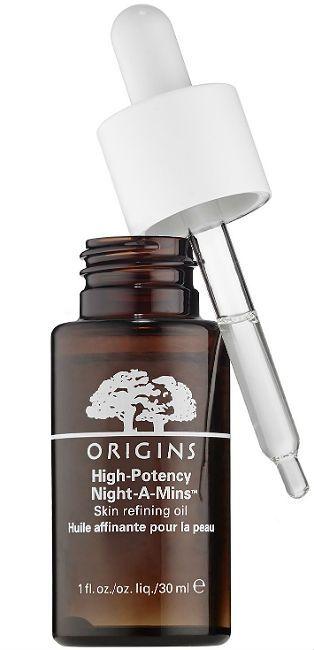 новое ночное масло для лица Ориджинс - Origins High-Potency Night-A-Mins Skin Refining Oil