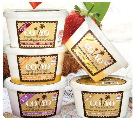 Co Yo Coconut Yoghurt Mango 400g