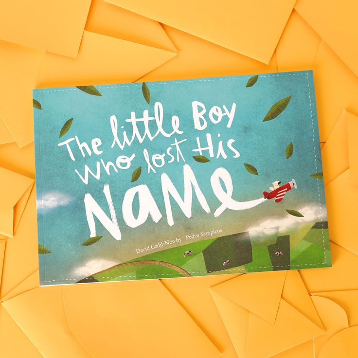 Discover an amazing, magical personalised book about a child who has lost their name. Get free worldwide shipping on your unique book, at Lost My Name.