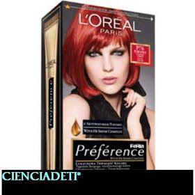 Loreal haarfarbe