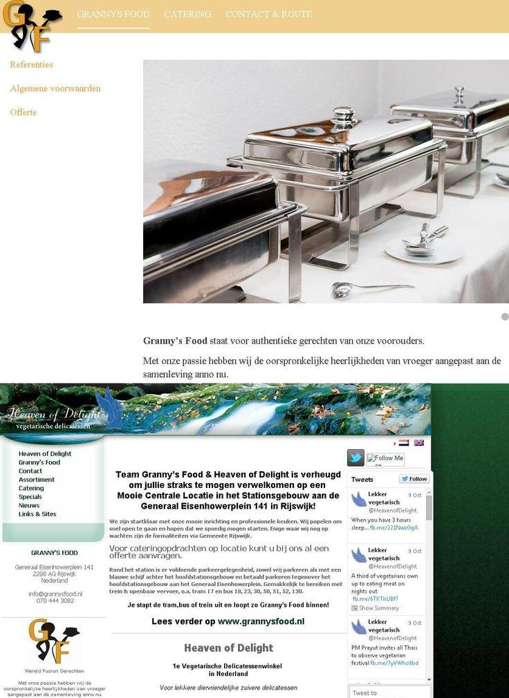 26 beste afbeeldingen over granny 39 s food catering op for Aura world fusion cuisine