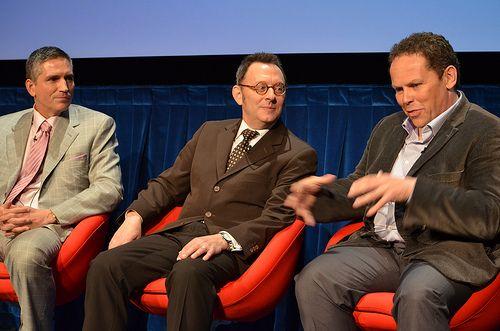 Jim Caviezel, Michael Emerson, Kevin Chapman