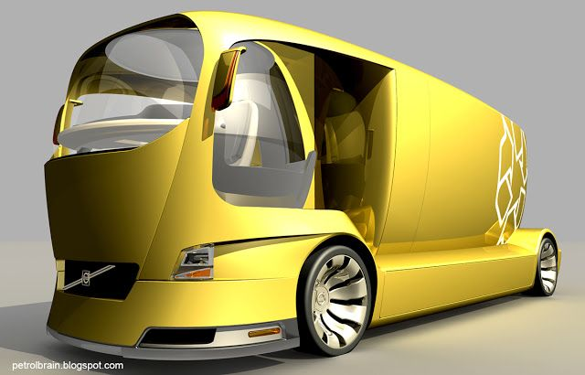Petrolbrain's: Specialized Truck Concept