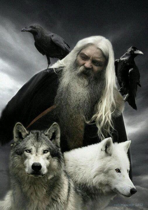 Odin. Norse mythology wikipedia