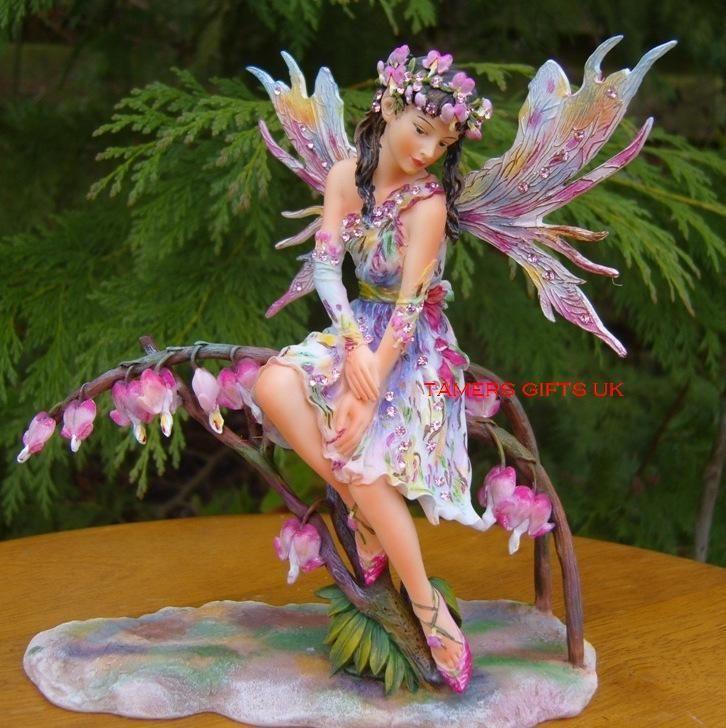Forever in my Heart Faerie Poppets Christine Haworth Fairy Bnib | eBay