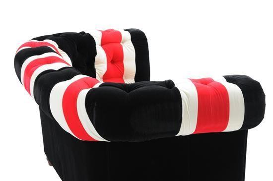 union jack flag fabric