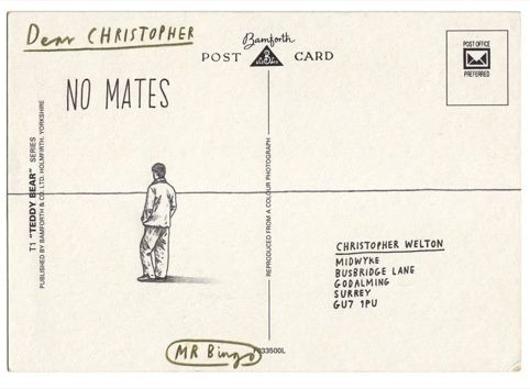 New Hate Mail from Mr Bingo | What's On | Design Week