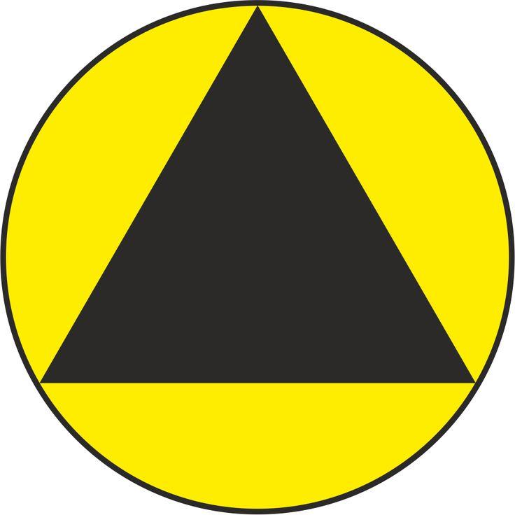 Naklejka na pojazd specjalny - żółta