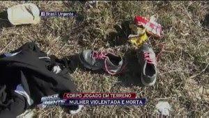 Galdino Saquarema Noticia: Mulher é violentada e morta em terreno baldio em SP