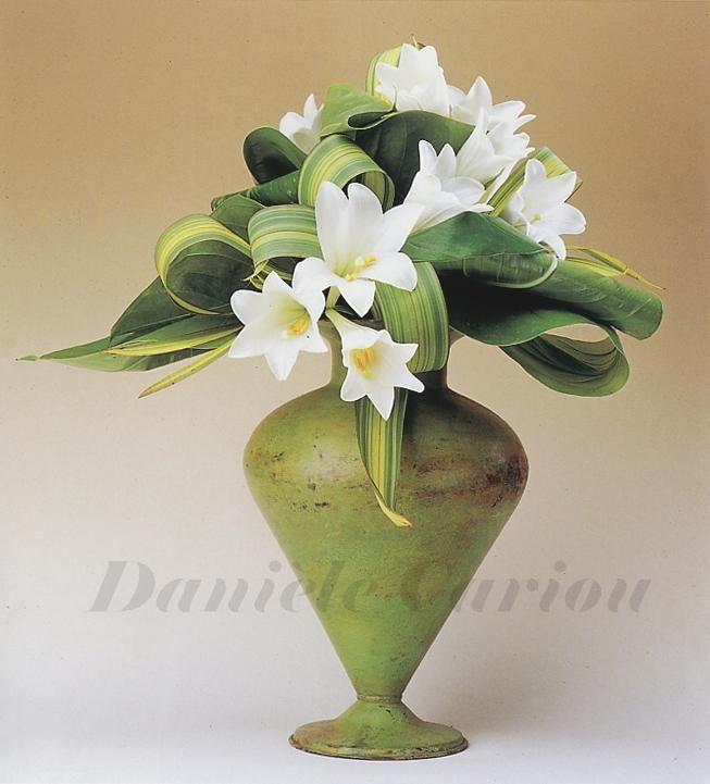 Danièle CARIOU, professeur diplômée d'Art Floral