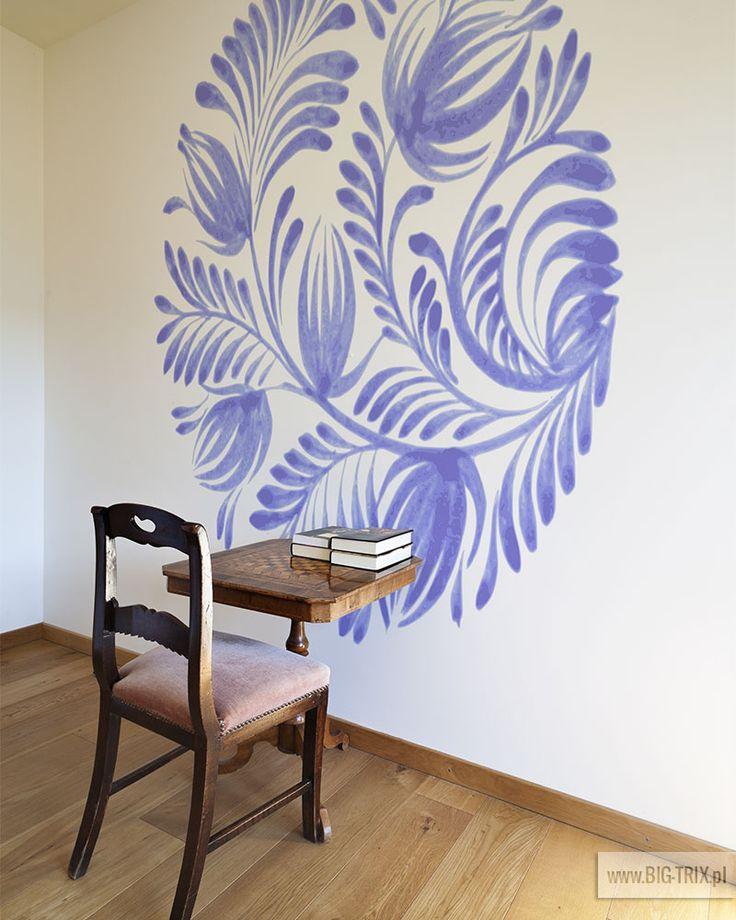 ETNO: Polish pattern wallpaper by Big-trix.pl | #wallpaper #polish #pattern #etno