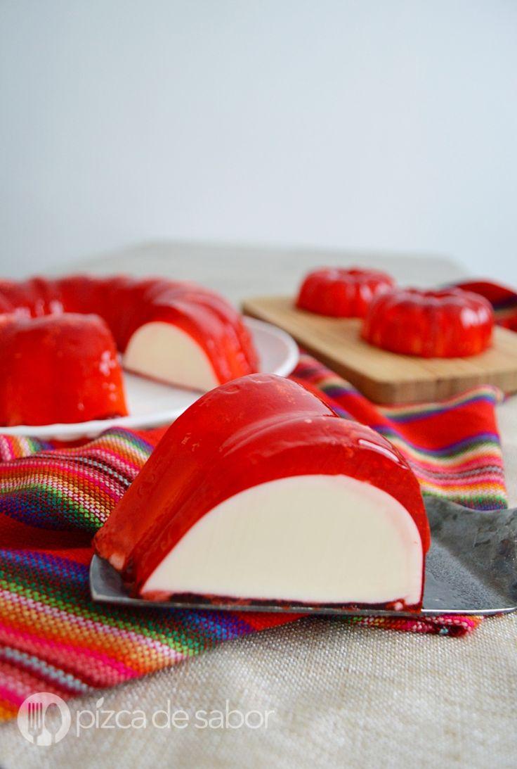 Sorprende a todos con esta gelatina flotante o flotatina. Es muy sencilla de preparar con esta receta paso a paso. ¡Queda deliciosa y a todos les encanta!