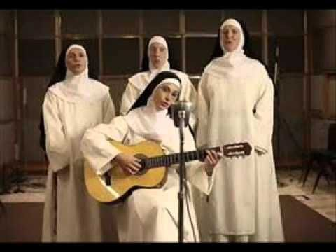 The Singing Nun - Dominique (1963 ) HAHA!! We had no idea what we were singing!