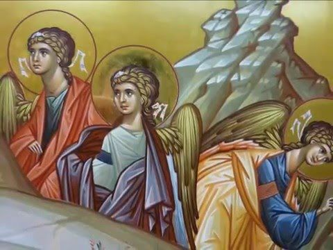 Icona della Nativita` di nostro Signore Gesu` Cristo - YouTube