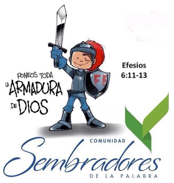 la armadura de Dios, frases espirituales #sembradoresdelapalabra #comunidadcatolica #comunidadsempal #rccdecolombia #rccbogota http://www.sembradoresdelapalabra.com/