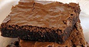 Brownies muy fáciles y rápidos de hacer.