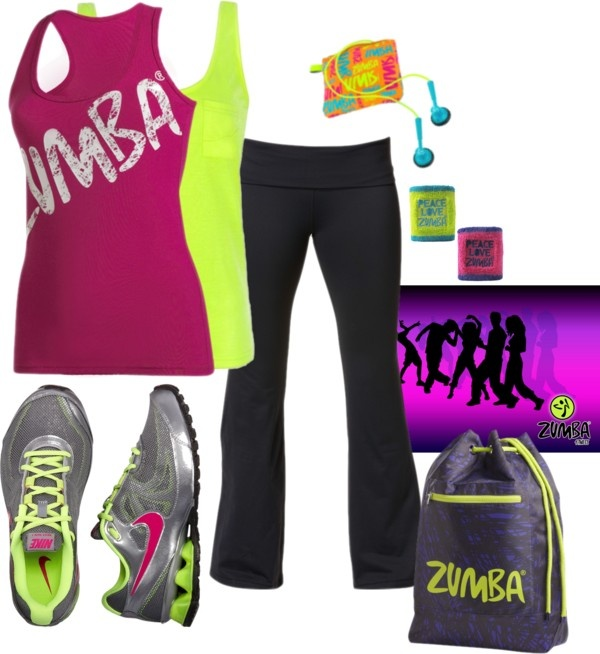 """ZUMBA"" mine and my bff's new faverot thing!!! Let's get rid of the baby belly ; )"
