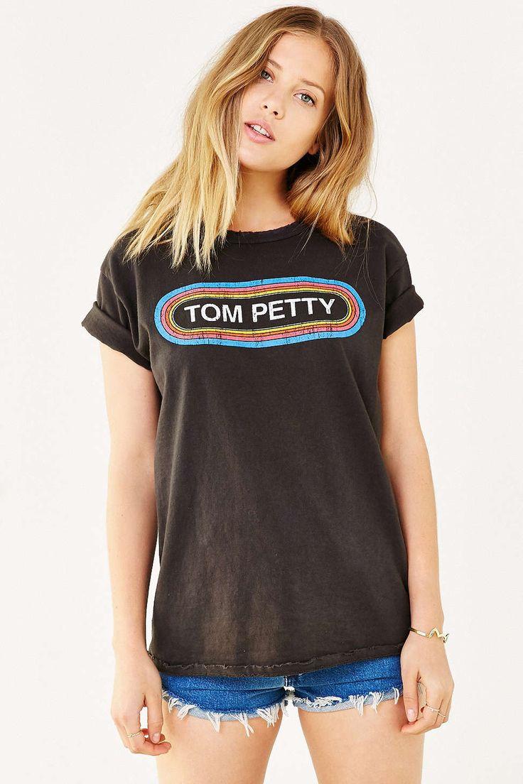 Midnight Rider Tom Petty Tee
