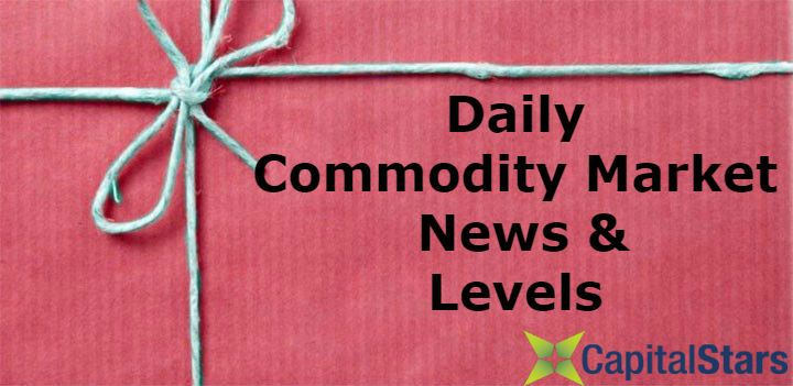 Daily Commodity Market News & Levels-12 September 2016:HIGHLIGHTES: 1. Brent, NYMEX fall in Asia as output freeze outlook ebbs; U.S. rigs weigh. 2. Gold prices weaker in Asia as statements, data parsed on Fed rate views. 3. LME Copper to See Range-Bound Trading.SELL MCX CRUDE OIL SEPTEMBER AROUND 3050 LEVELS FOR TARGET OF T1 2950/T2 2900 WITH SL OF 3150 LEVELS.