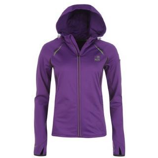 Karrimor X lite Running Hoody Ladies - SportsDirect.com was 50 now 18