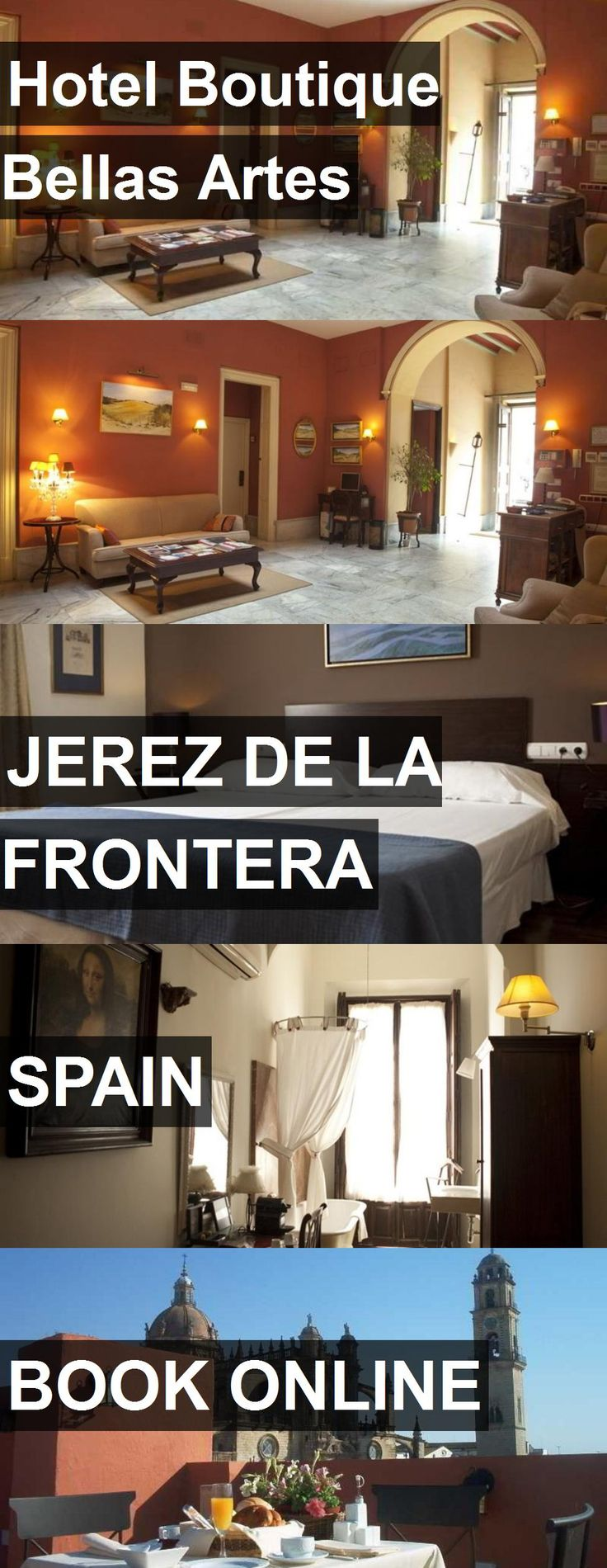 Hotel Boutique Bellas Artes in Jerez de la Frontera, Spain. For more information, photos, reviews and best prices please follow the link. #Spain #JerezdelaFrontera #travel #vacation #hotel