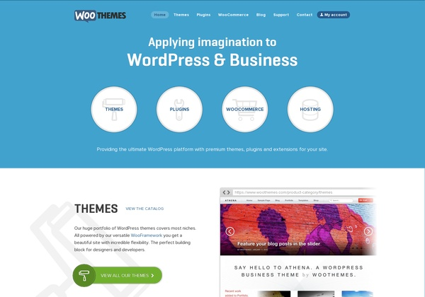 Woothemes - Premium WordPress & Plugins