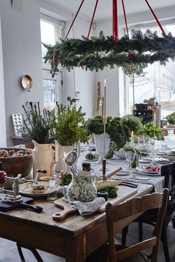 12 chandeliers originaux pour un joyeux Noël