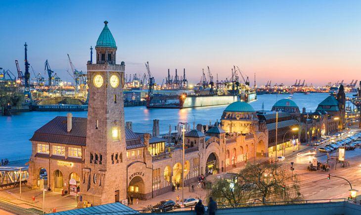 10 вещей, которые стоит сделать в Гамбурге