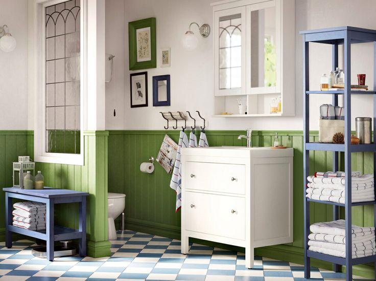 Ikea badkamer