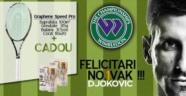 Cadou 2 x Bipack Head ATP Golden Ball la achizitionarea rachetei Head Graphene Speed Pro!  http://www.tenisshop.ro/Tenis-De-Camp/Rachete-Tenis/Head-Youtek-Graphene-Speed-Pro-18x20.html