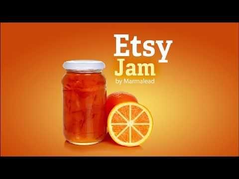 Etsy Jam - 800% Sales Increase with Rachel from IndigoTangerine - YouTube
