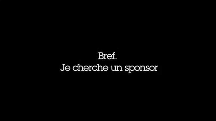 BREF je cherche un sponsor (ERIC PERON)