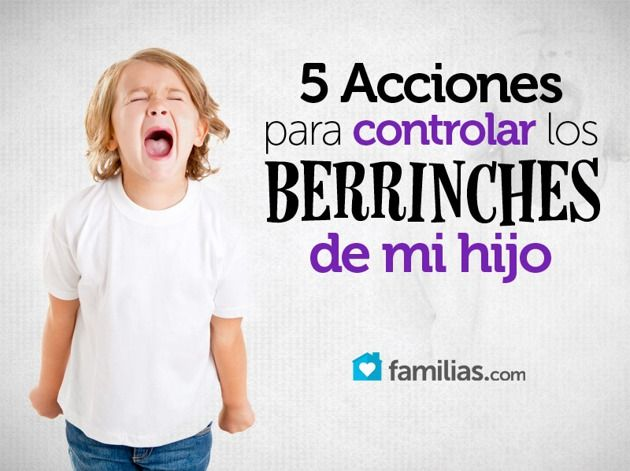 Cinco acciones que pueden evitar que tu hijo haga berrinches. A mí esto me ha funcionado con mi hija de 3 años.