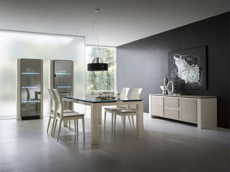 Best + Contemporary dining room furniture ideas on Pinterest