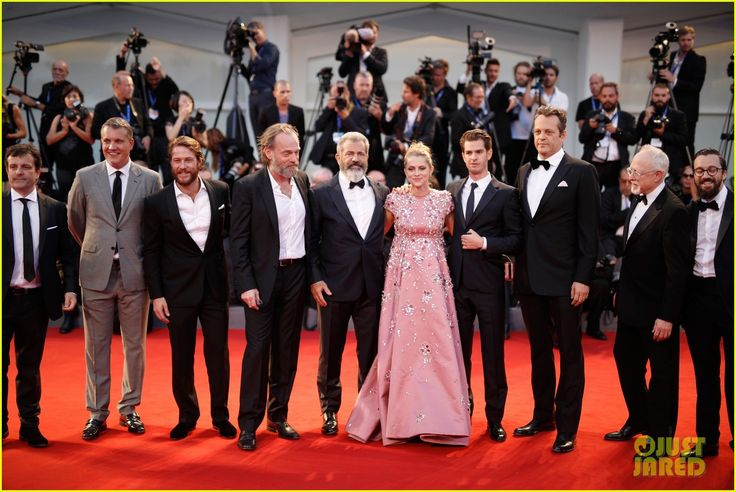 Andrew Garfield & Teresa Palmer by his co-stars Teresa Palmer, Vince Vaughn…