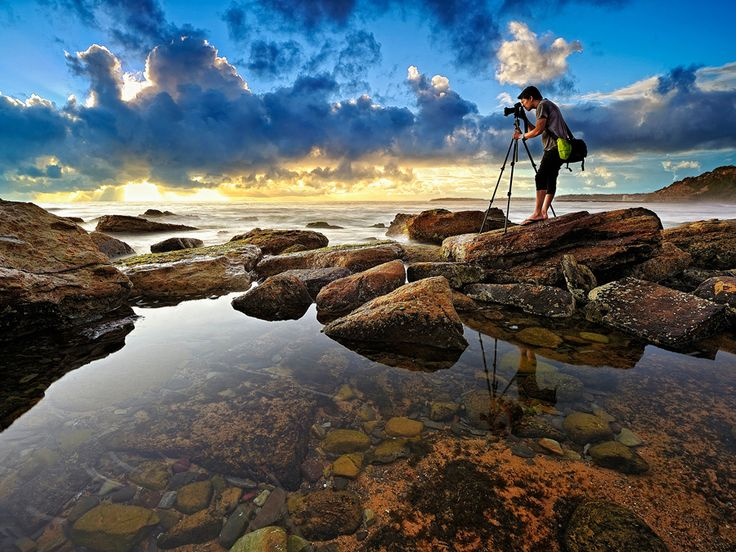 <3: Blue Sky, Amateur Photographers, Atomiczen Photography, 10 Лучших, Placid Mornings, Incr Seascape, 2012 Года, Hdr Photography, Landscape Photographers