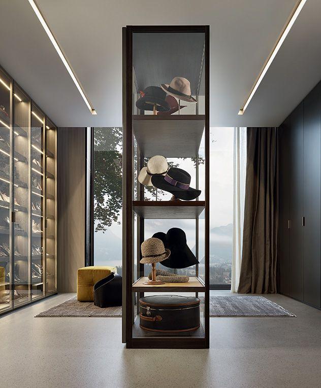 dsigner closet