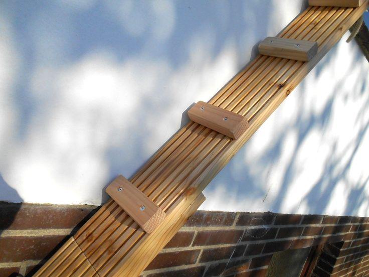 Sehr stabile Katzenleiter / Katzentreppe, 6,50 Meter lang, Douglasie Holz (601) | Haustierbedarf, Katzen, Kratzbäume & Möbel | eBay!