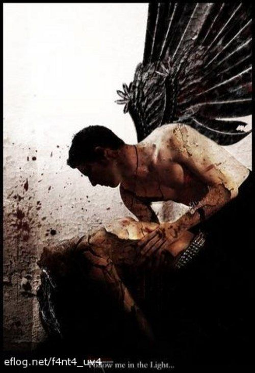 Fallen angels, fallen... trying to bring back to life what is already lost