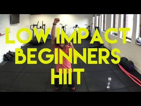 Try this one if you're new to HIIT workouts or you need something that's a bit more lower impact. You don't need any equipment and you can do this one anywhe...