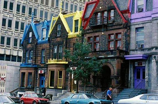 Montreal's Bishop Street In The Summer Of 1980 | MTL Blog